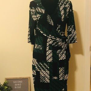 APT. 9 Wrap Dress